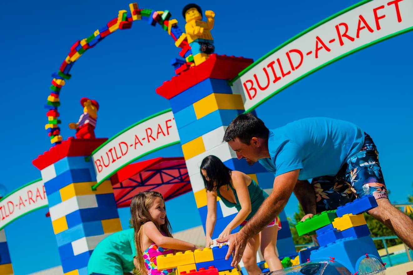 Parque Legoland Water Park em Orlando 1