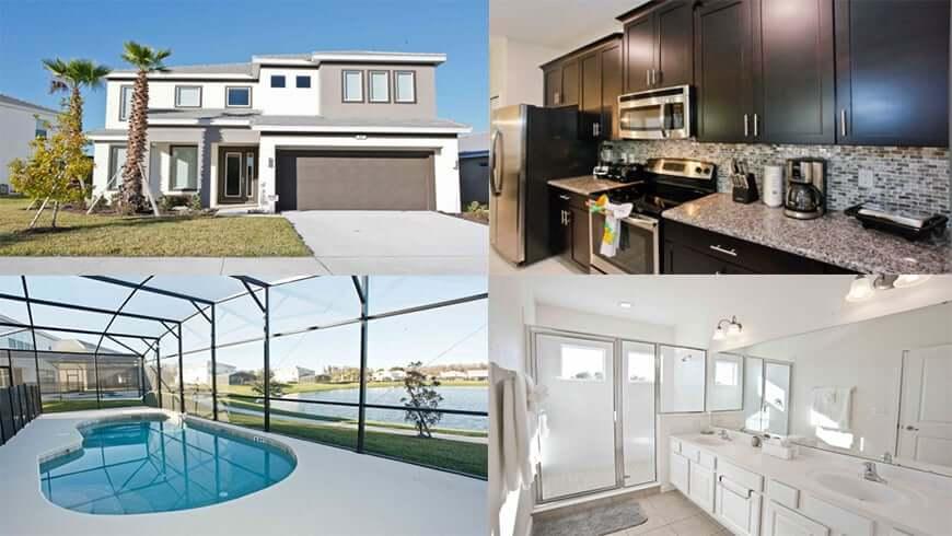 Aluguel de casa em Orlando ao lado da Disney - Casas do Grupo Dicas