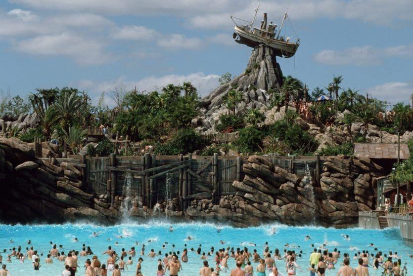 Parques aquáticos da Disney Orlando: parque aquático Disney's Typhoon Lagoon