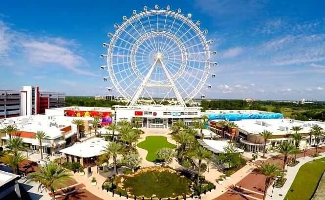 Dicas para a primeira vez em Orlando: ICON Orlando 360