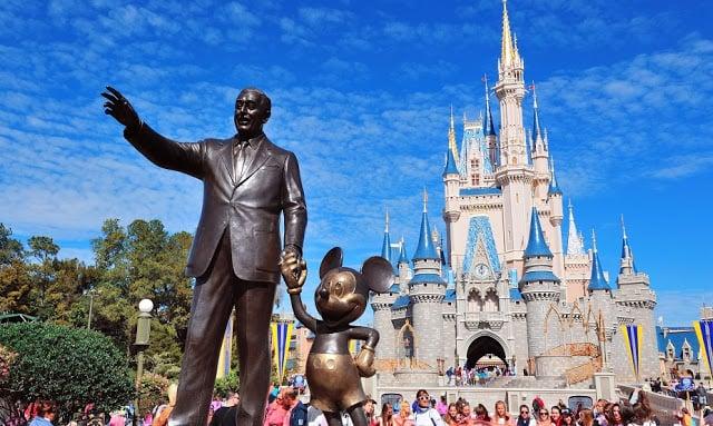 Ingressos dos parques de Orlando: parques em Orlando