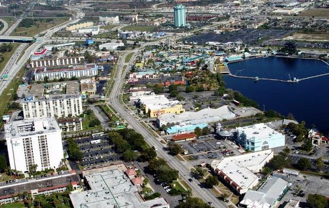 Onde ficar em Orlando: International Drive Orlando