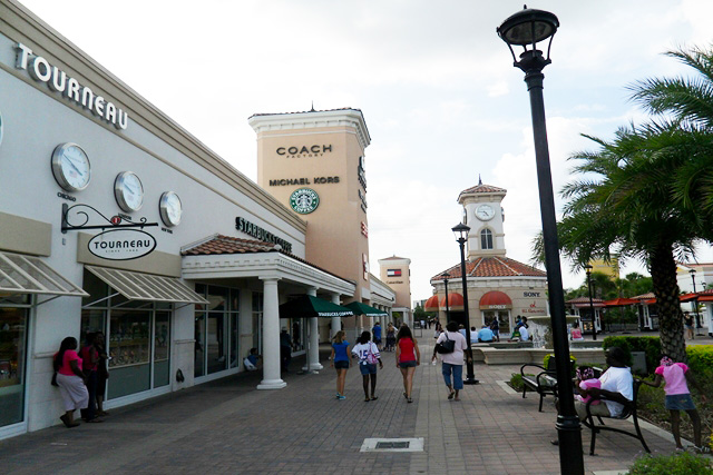 Shoppings e Outlets em Orlando