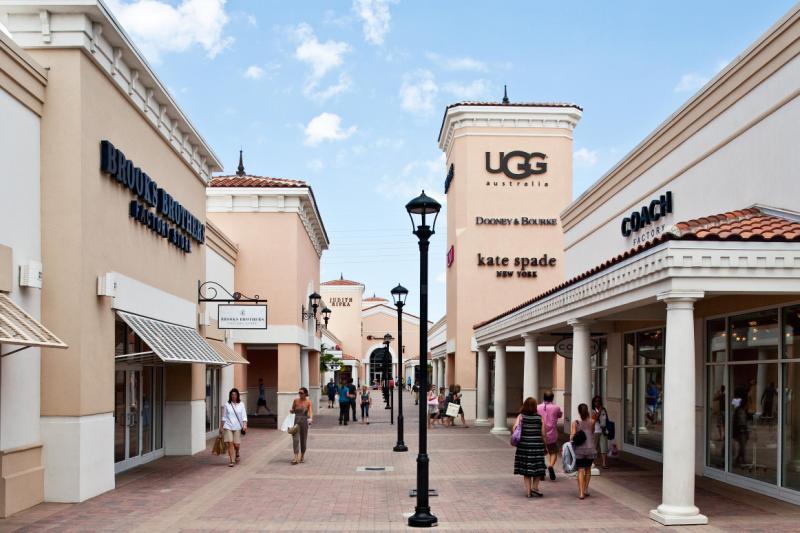 Outlets Premium em Orlando: Premium Outlet International Drive