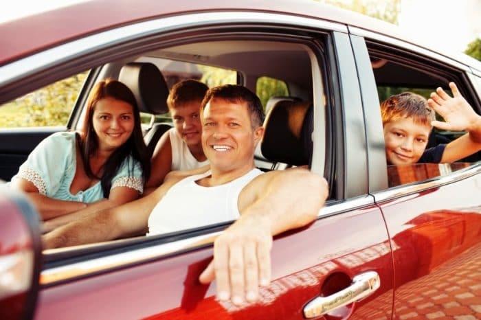 Aluguel de carro em Winter Park: família