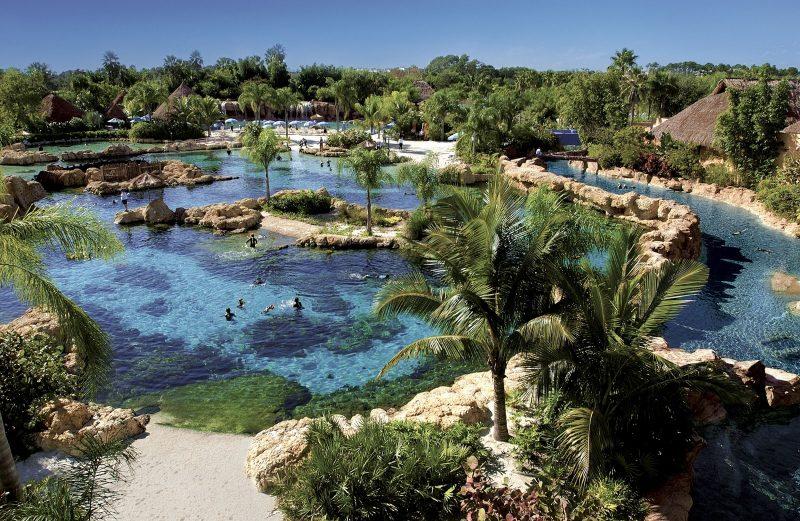Parque Discovery Cove em Orlando 1