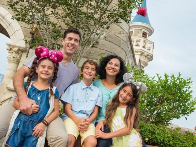 Fotos com o Memory Maker da Disney