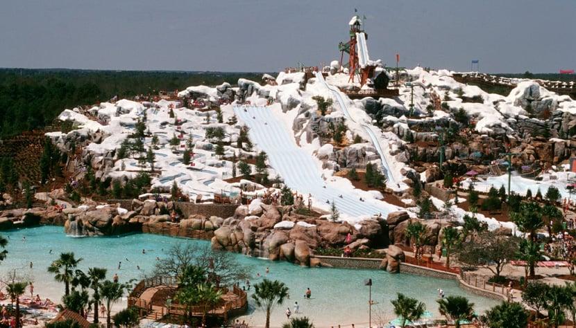Parque Blizzard Beach da Disney Orlando 2