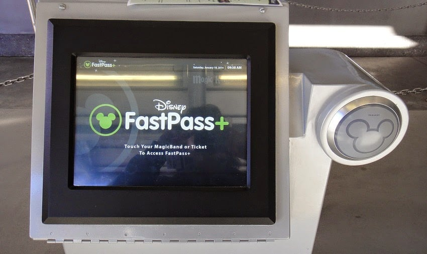 Parque Hollywood Studios da Disney Orlando: Disney FastPass+