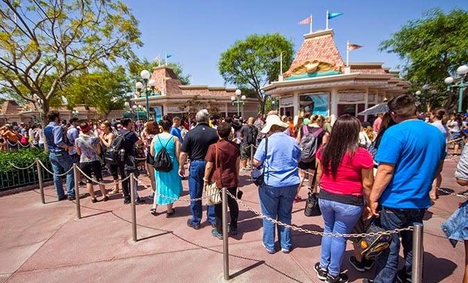 Ingressos dos parques da Disney em Orlando: Comprando os ingressos lá na Disney