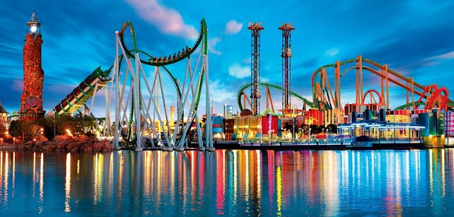 Parque Islands of Adventure Orlando