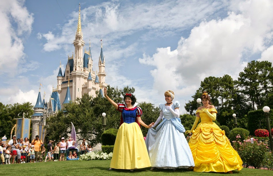 Parque Magic Kingdom da Disney Orlando 5