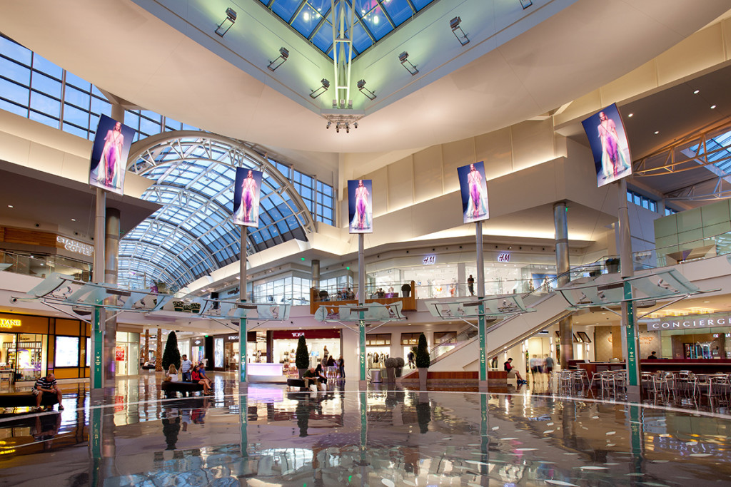 Shoppings e Outlets em Orlando: shopping Mall at Millenia
