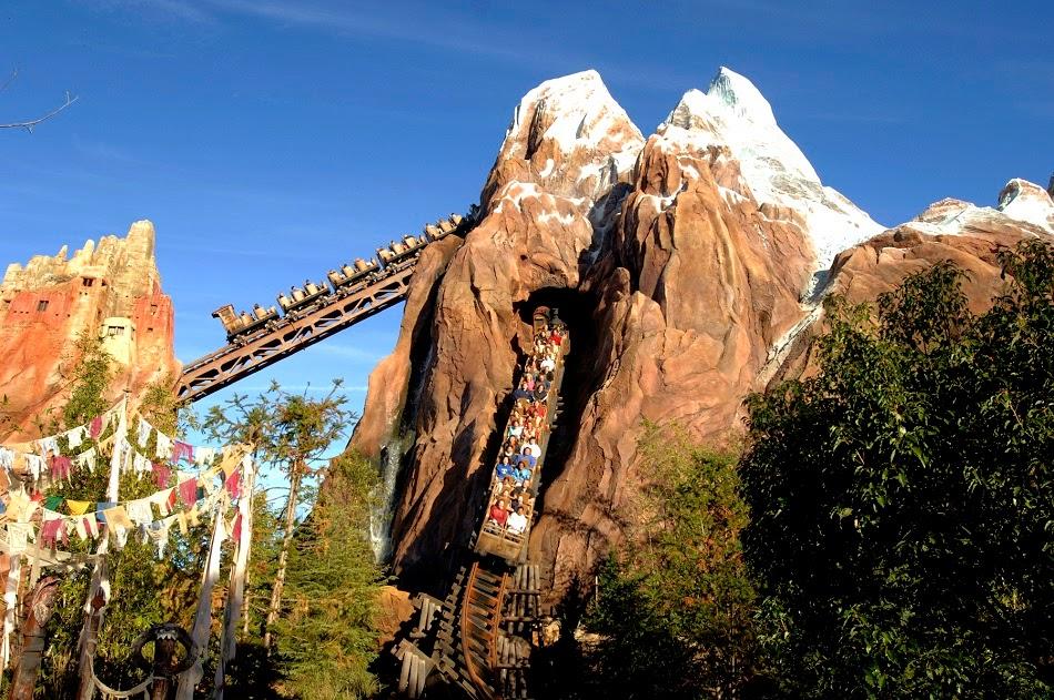 Parque Animal Kingdom da Disney Orlando: Expedition Everest – Legend of theForbidden Mountain