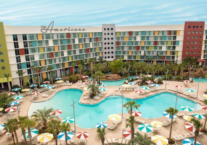 Ficar hospedado na Universal Orlando