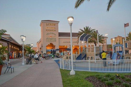Outlets Premium em Orlando: lojas