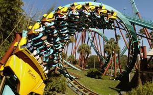 O que fazer em Tampa: Parque Busch Gardens