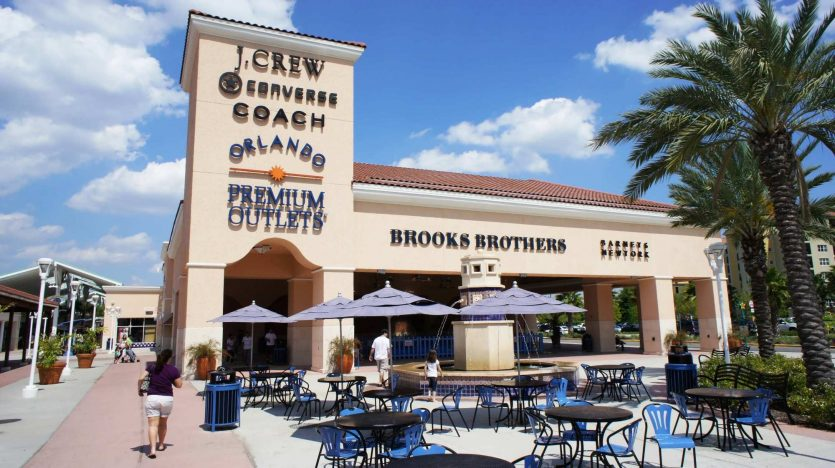 Shoppings e Outlets em Orlando: Outlets Premium