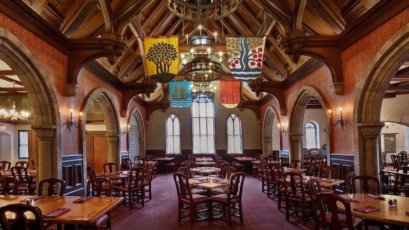 Parque Epcot da Disney Orlando: Akershus Royal Banquet Hall
