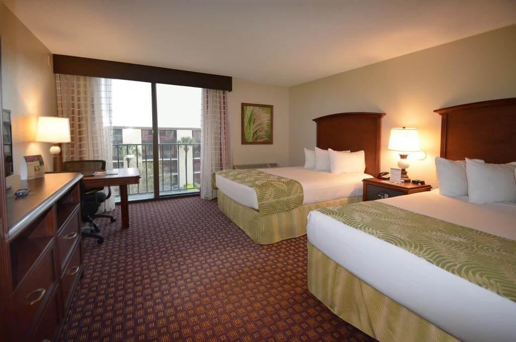 Hotéis bons e baratos em Orlando: Rosen Inn - quarto