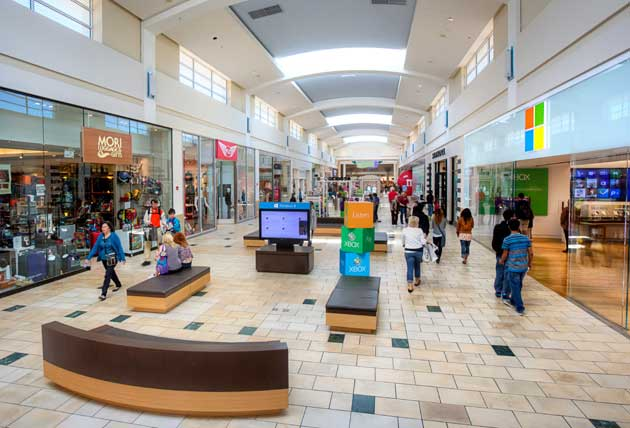 Shoppings e Outlets em Orlando: shopping Florida Mall
