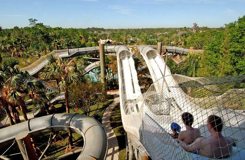 Parque Typhoon Lagoon da Disney Orlando