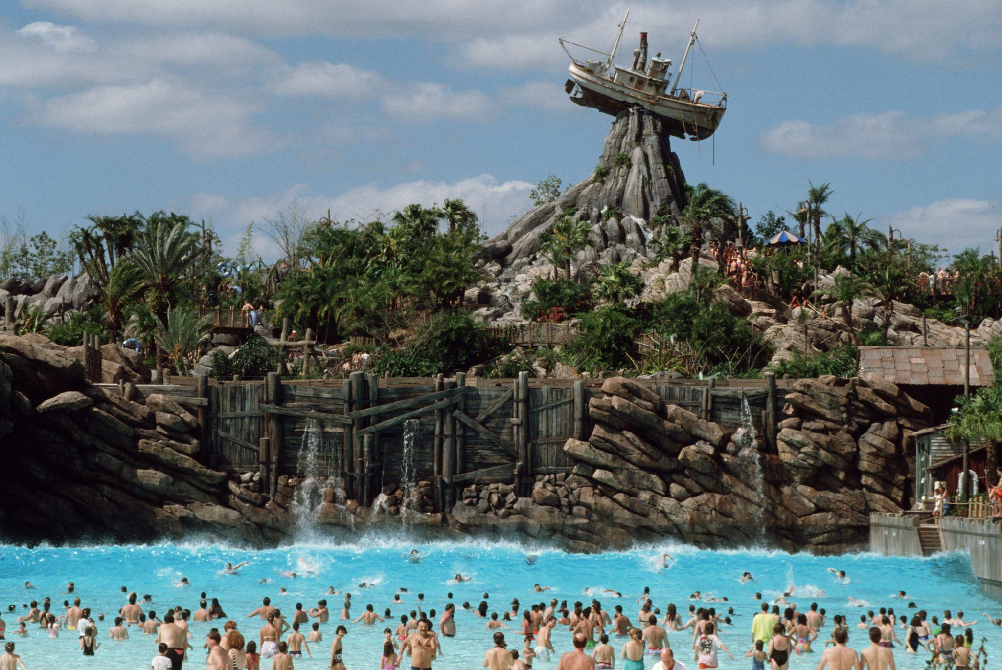Parques aquáticos em Orlando: Disney's Typhoon Lagoon