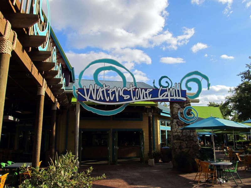 Parque Aquatica em Orlando: Waterstone Grill