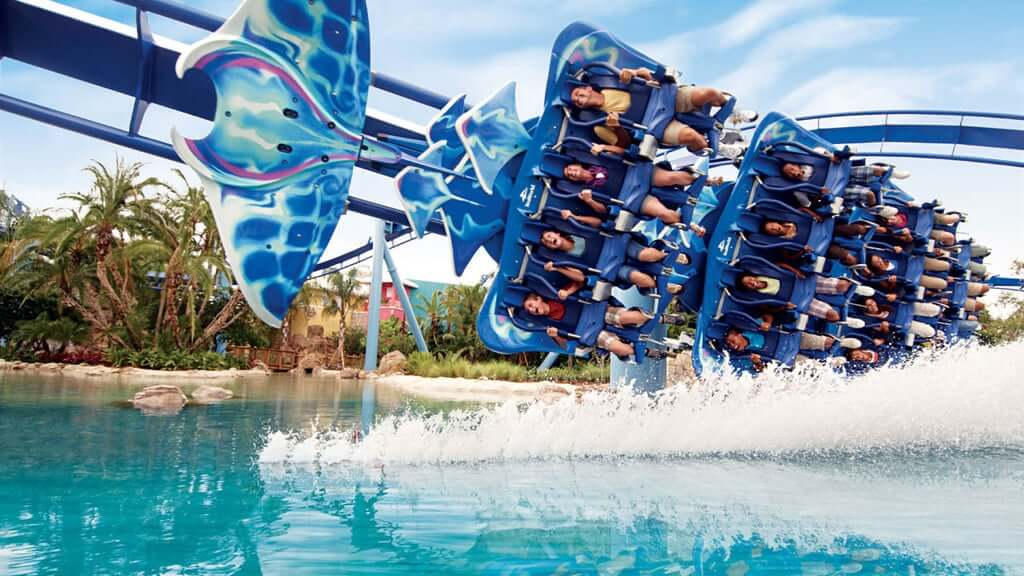 Ingressos dos parques de Orlando: SeaWorld