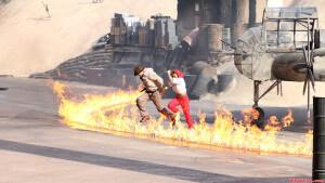 7 atrações e brinquedos do Parque Disney Hollywood Studios Orlando: Indiana JonesEpic Stunt Spectacular!