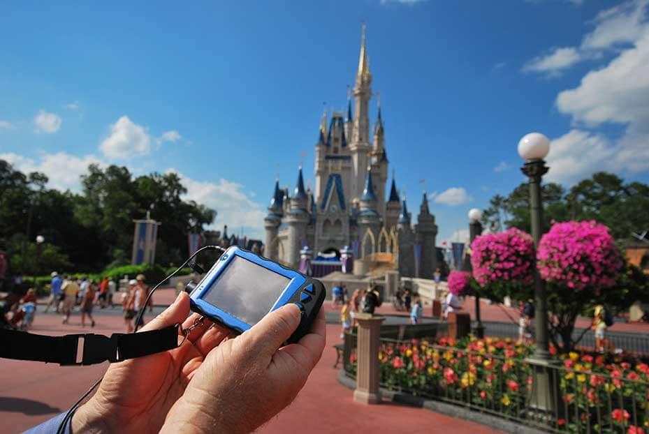 Deficientes físicos na Disney e Orlando