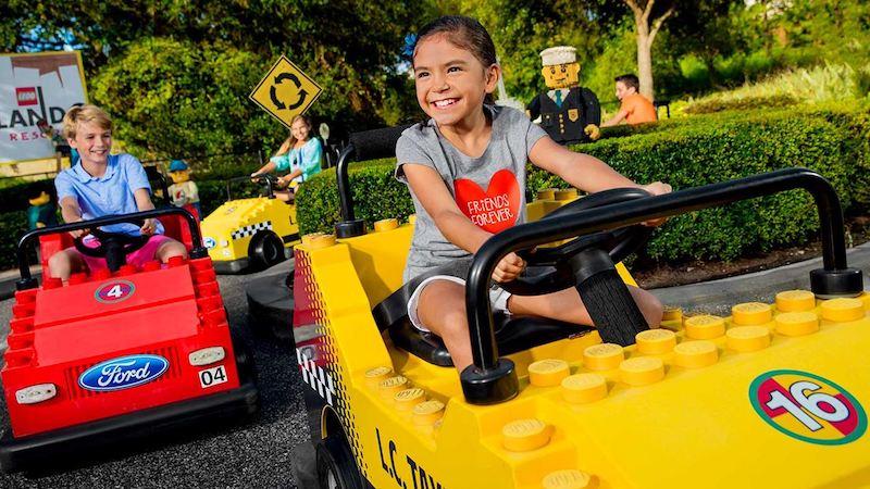 Parque Legoland da LEGO em Orlando: LEGO City