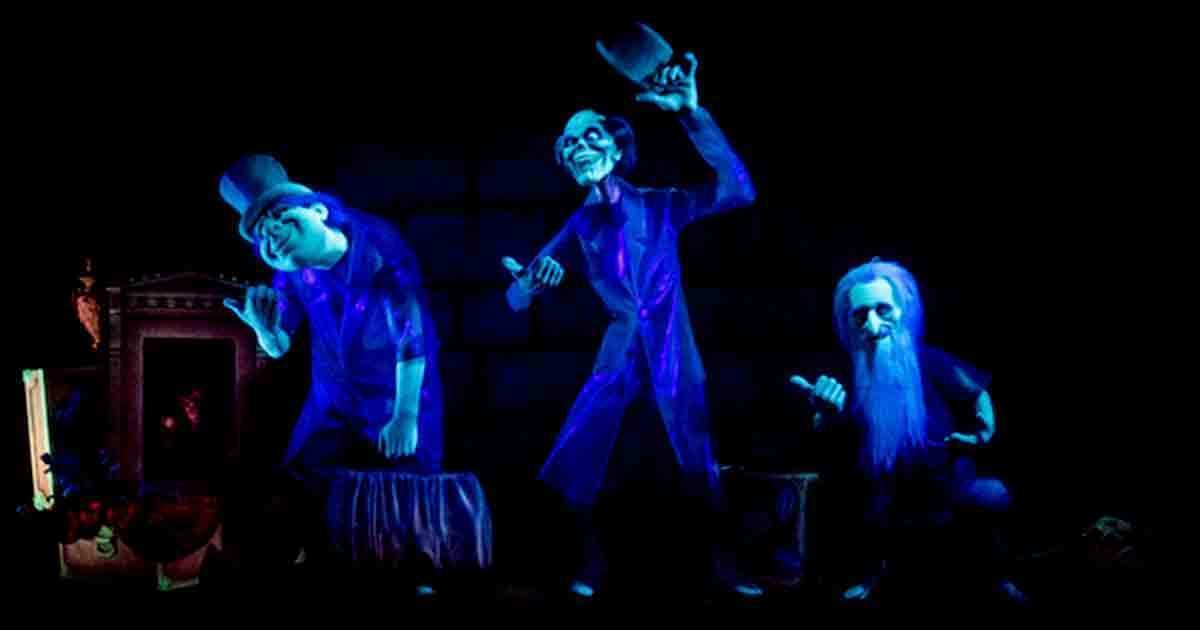 Melhores brinquedos do parque Disney Magic Kingdom: Haunted Mansion
