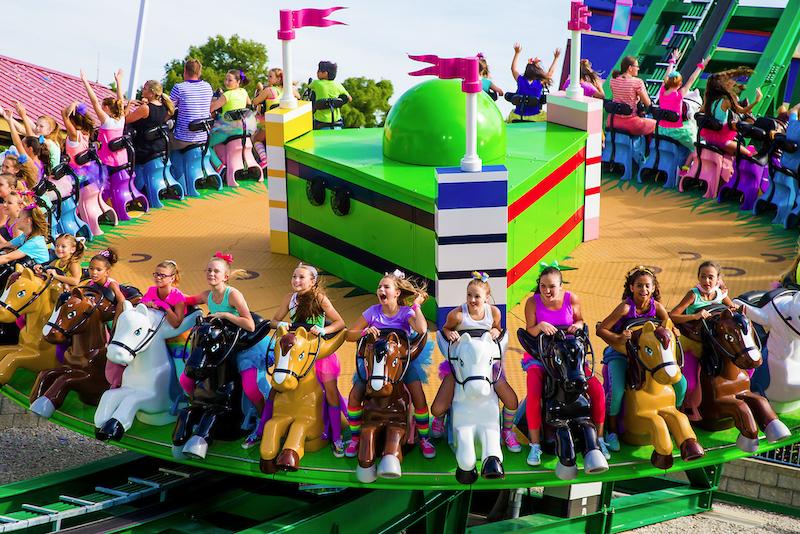 Parque Legoland da LEGO em Orlando: Heartlake City e World of Chima