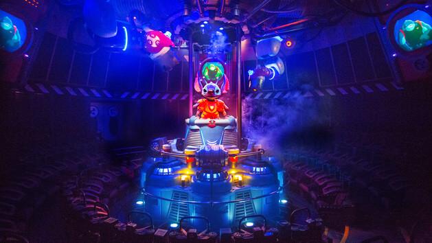 Melhores brinquedos do parque Disney Magic Kingdom: Stitch's Great Escape