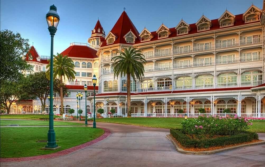 Hotéis de luxo em Orlando 6