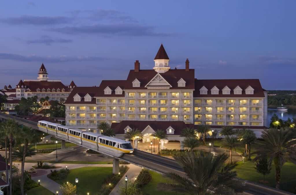 Hotéis de luxo em Orlando: Hotel Disney's Grand Floridian Resort & Spa