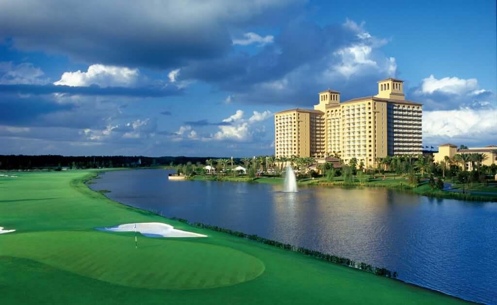 Hotéis de luxo em Orlando: Hotel Ritz-Carlton Grande Lakes