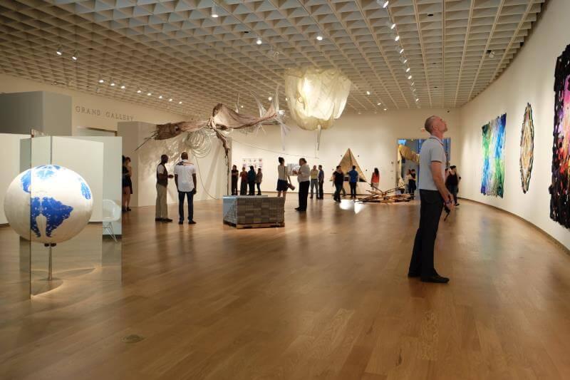 Museu de Arte de Orlando: exposição