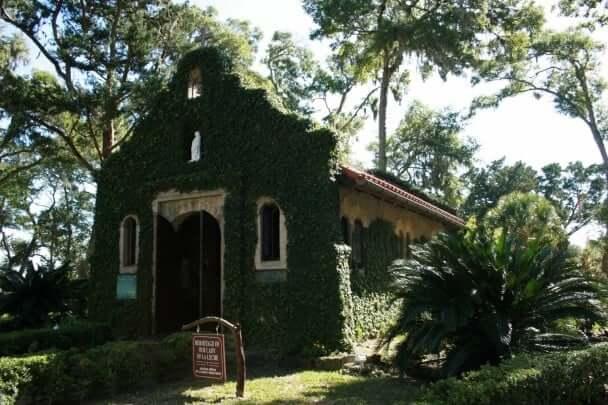 O que fazer em Saint Augustine: Igreja Our lady of la Leche