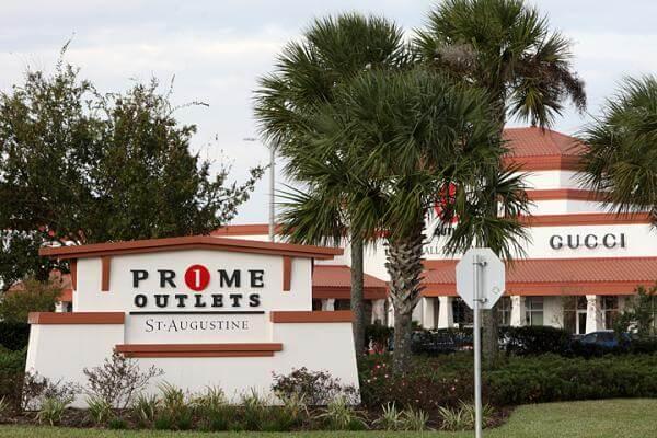 Outlet Premium St. Augustine na Flórida: Prime Outlets