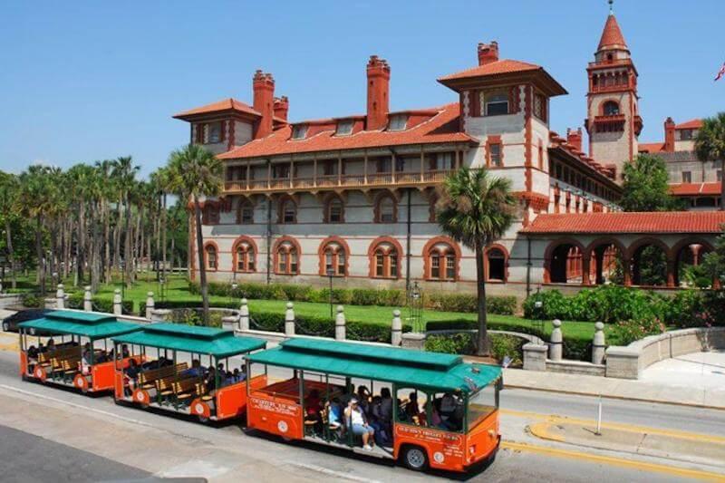O que fazer em Saint Augustine: Trolley Hop on Hop off