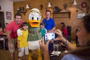 10 dicas para ir à Disney e Orlando com crianças: fotos com personagens