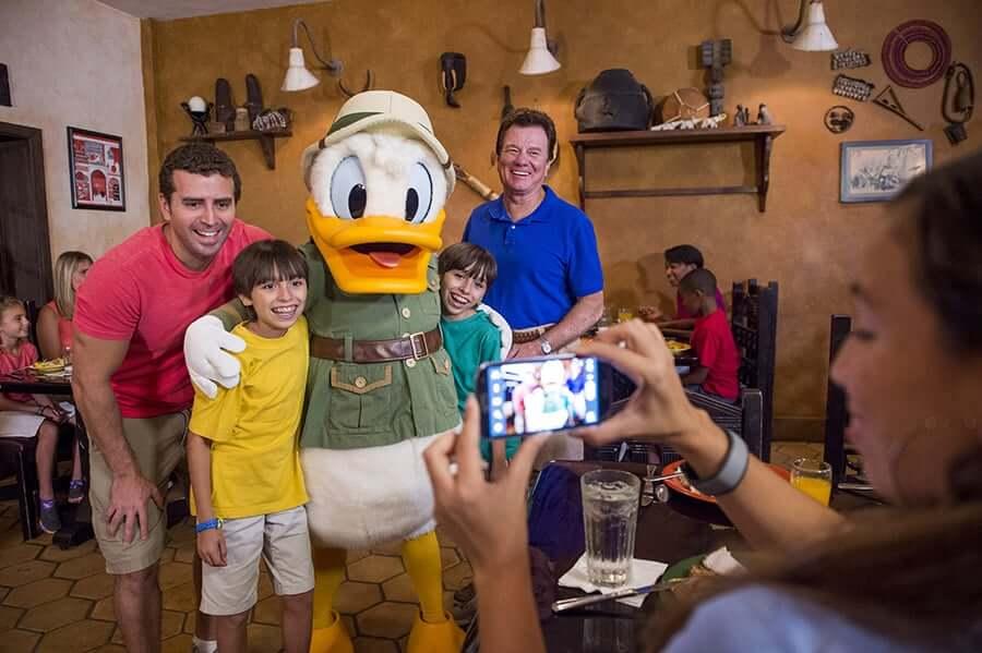 Restaurante Tusker House na Disney Orlando 1