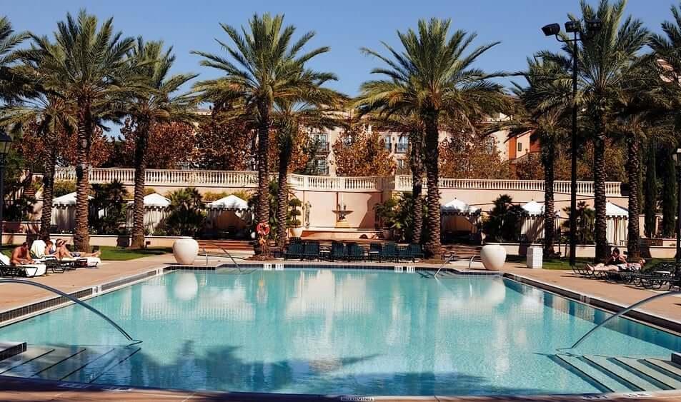 Hotéis de luxo em Orlando: Universal's Portofino Bay Hotel Orlando