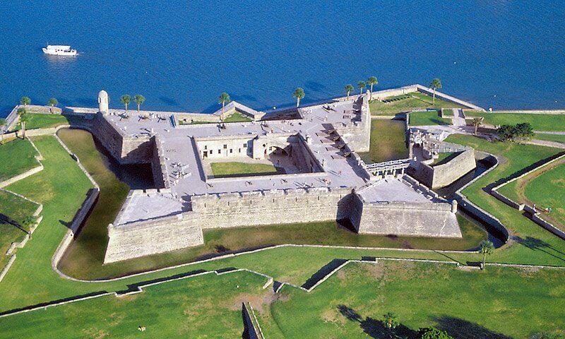 O que fazer em Saint Augustine: Fortaleza de Castillo de San Marcos