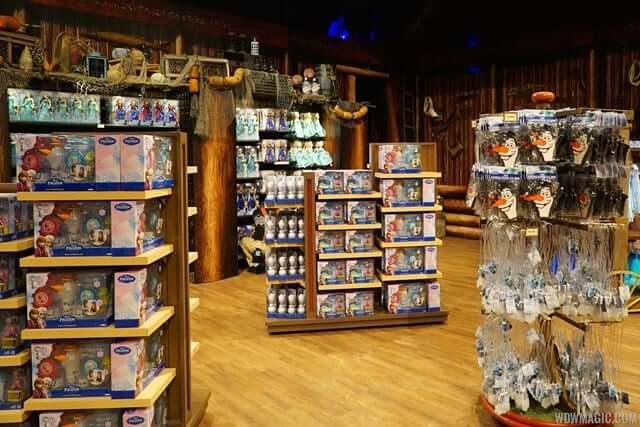 Loja Wandering Oaken's Trading Post na Disney Orlando 2