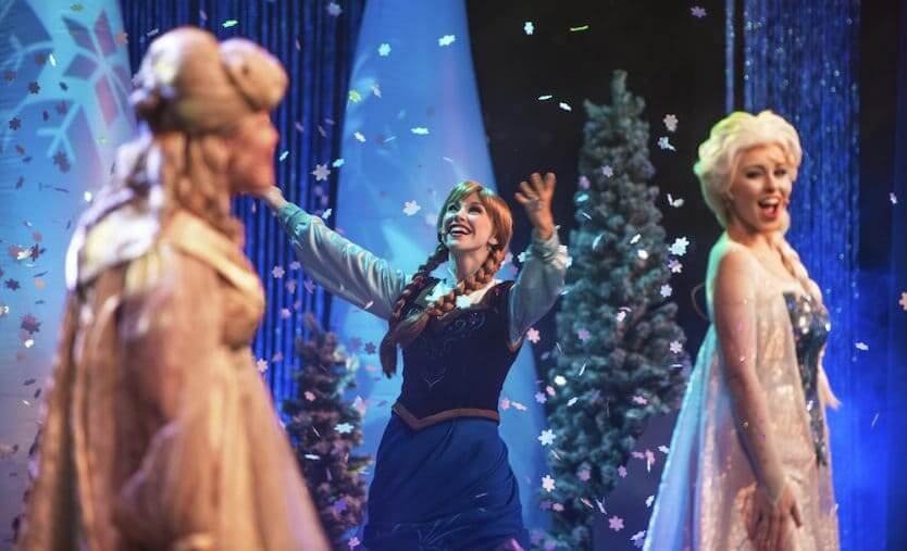 Parque Hollywood Studios da Disney Orlando: For the First Time in Forever: A Frozen Sing-Along Celebration