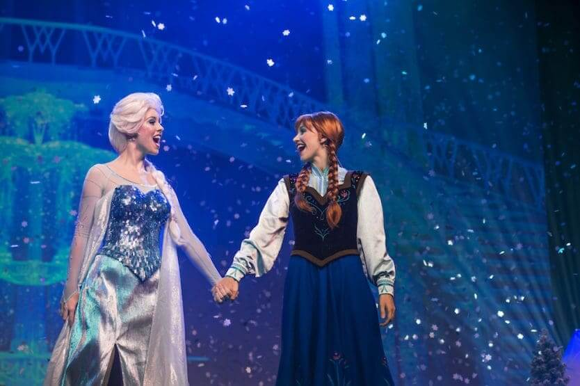 Conheça tudo de Frozen na Disney em Orlando: For the First Time in Forever: A Frozen Sing-Along Celebration