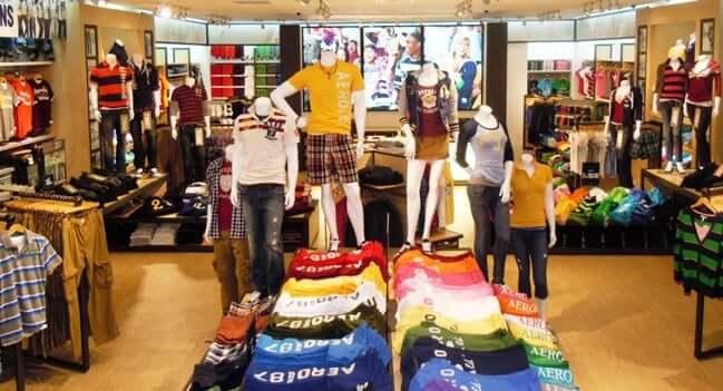 Onde comprar roupas em Orlando: loja Aeropostale